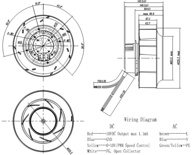 ec fans dc fans external rotor motor centrifugal fan axial fan ec fans dc fans external rotor motor centrifugal fan axial fan circular duct fans ofan electric co